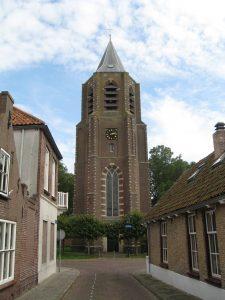Kerktoren Nieuiwerkerk (recent)
